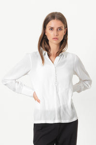 Second Female Ganash Blouse White