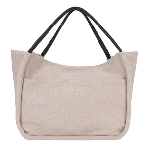 Day Et Day Woolen Mega Shopper Starfish Beige