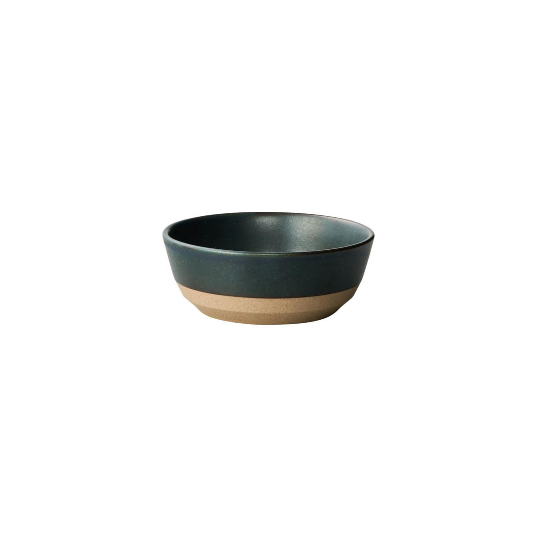 Kinto Japan Ceramic lab Bowl - Black Sort