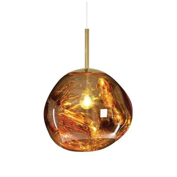 Tom Dixon Melt Pendel Mini Gull