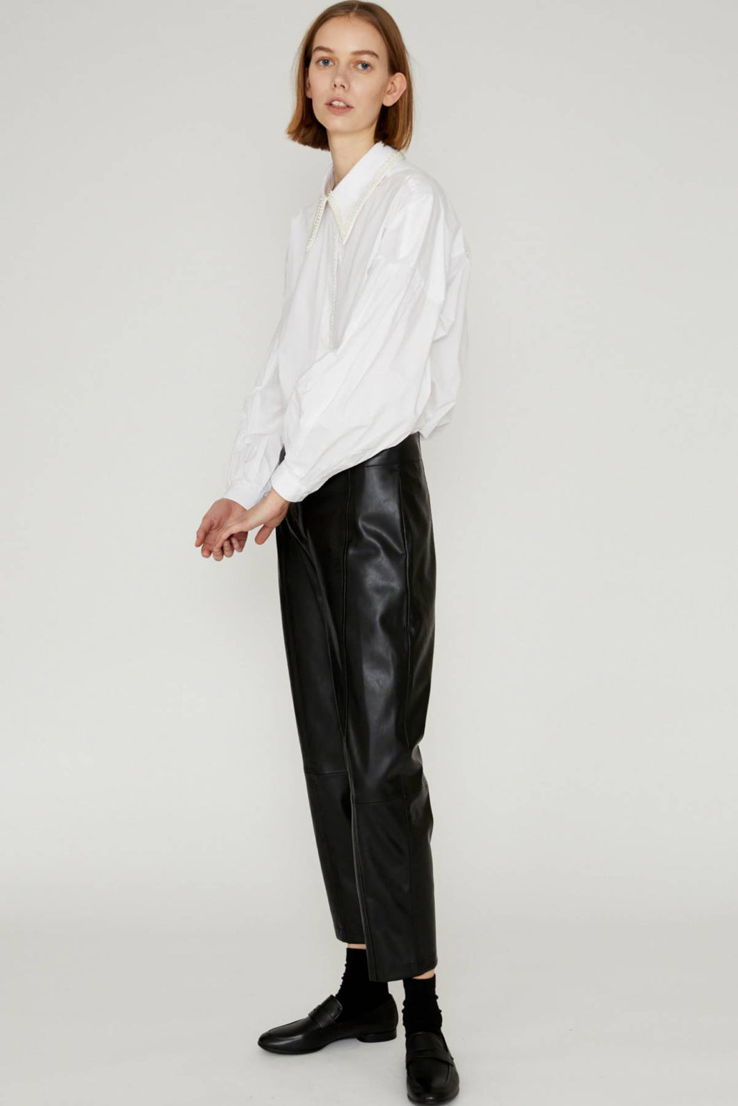 Designers Remix Marie Pants Black