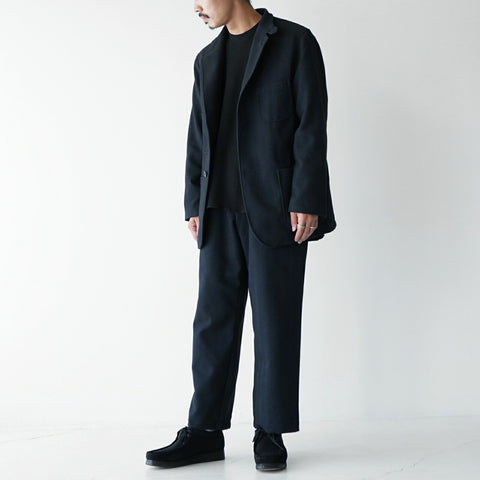 【SALE!20%OFF】ロッキーマウンテンフェザーベッド イージーパンツ メンズ 2020秋冬 無地 ワイド 変形 グリーン ネイビー S M L 200-202-55 Rocky Mountain Featherbed JS EASY PANTS SYT WEED  1012【送料無料】【セール】【返品交換不可】【SALE】