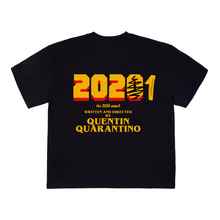 Load image into Gallery viewer, 2021 Quentin Quarantino T-Shirt