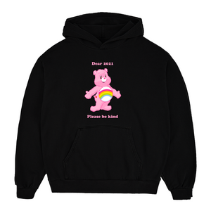 Dear 2021 Please Be Kind Unisex Hoodie