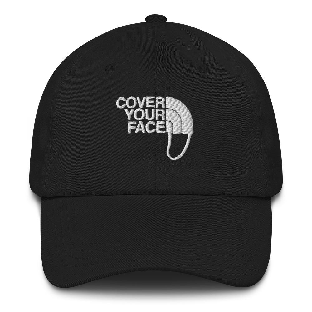 Cover Your Face Cap