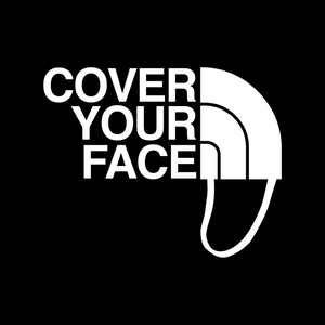 Cover Your Face T-Shirt