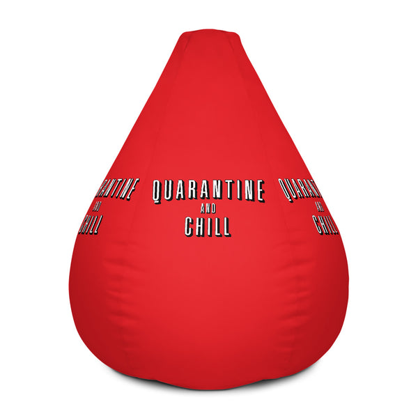Quarantine & Chill Bean Bag