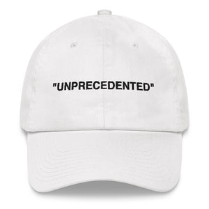 "Off-Work™ ""UNPRECEDENTED"" Dad Cap"