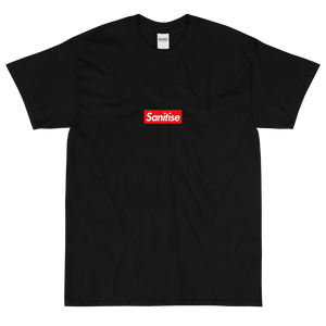 Sanitise Box Logo T-Shirt