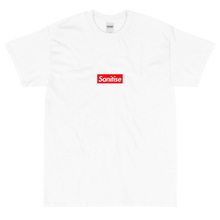 Load image into Gallery viewer, Sanitise Box Logo T-Shirt