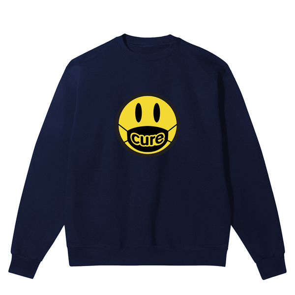Smiley Mask Unisex Sweatshirt