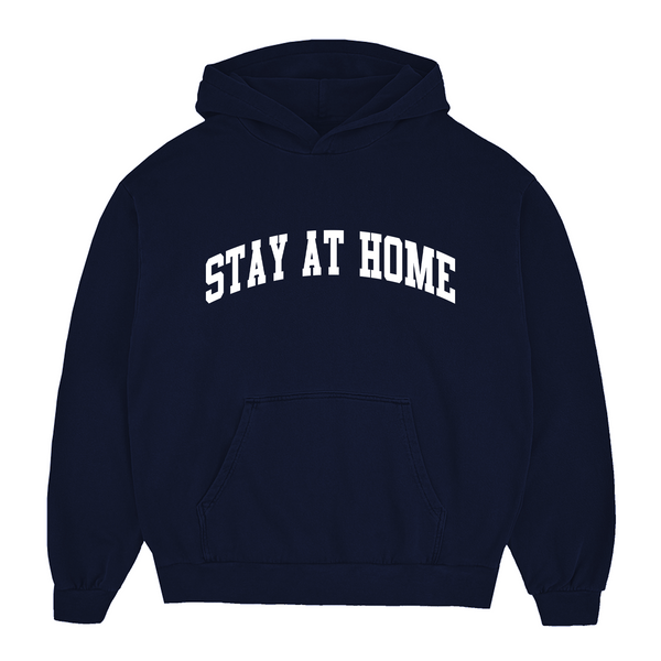 Stay At Home Arch Unisex Hoodie
