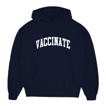 Load image into Gallery viewer, Vaccinate Arch Unisex Hoodie