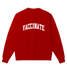 Load image into Gallery viewer, Vaccinate Arch Unisex Sweatshirt