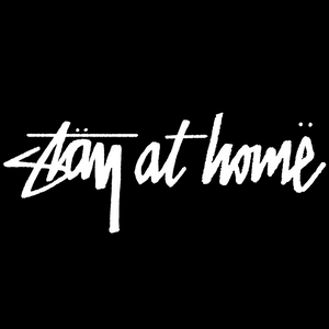 Stay At Home Unisex Hoodie