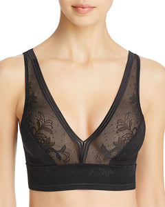 Wacoal Net Effect Bralette #810340-- Great up to a DDD! Band Sizes 32-42!