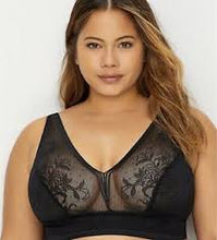 Load image into Gallery viewer, Wacoal Net Effect Bralette #810340-- Great up to a DDD! Band Sizes 32-42!