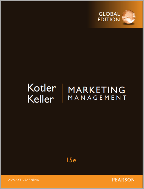 15e Marketing Management by Kotler Keller