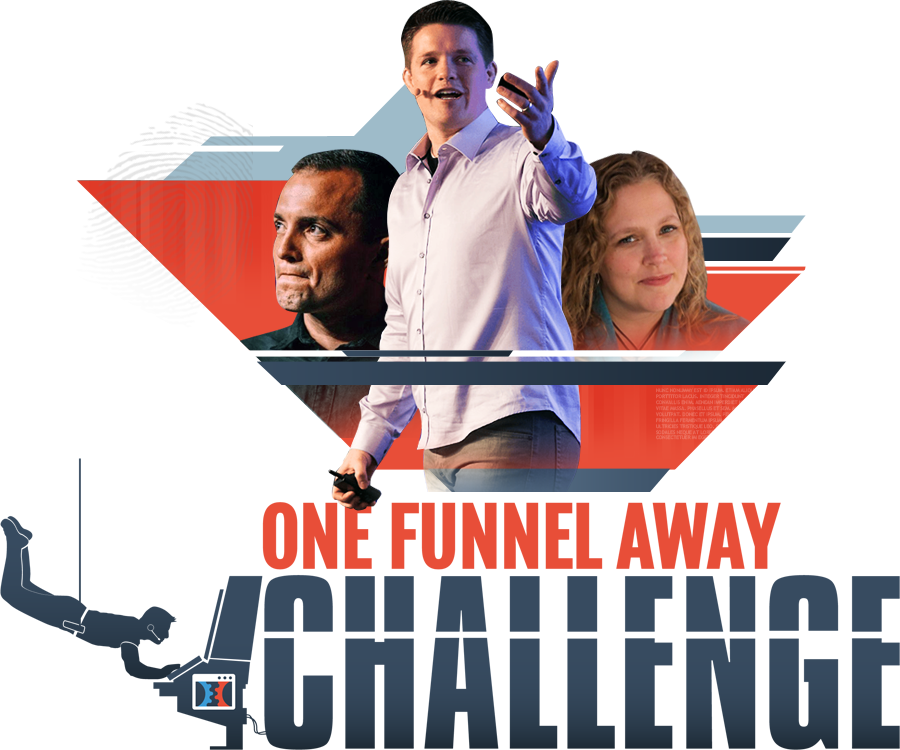 Russell Brunson One Funnel Away Challenge ClickFunnels Course Value : $3126.00