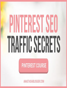 Pinterest SEO TRAFFIC SECRETS COURSE 2019