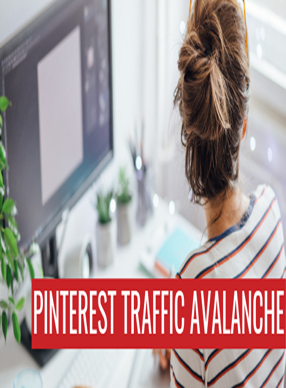 Pinterest TRAFFIC AVALANCHE COURSE 2019