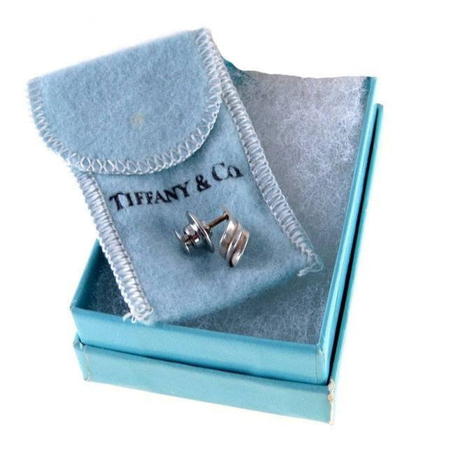 Angela Cummings for Tiffany & Co Sterling Pin Tie Tack