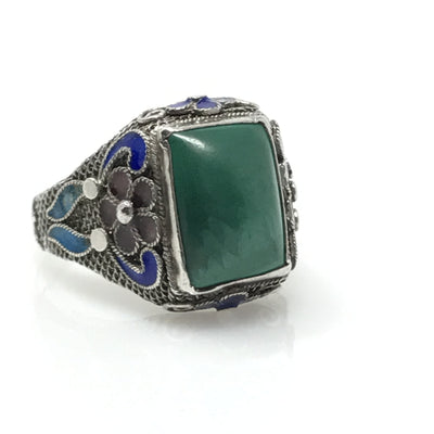 Filigree ring Vintage, 1930s to 1980s