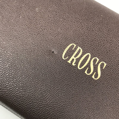 Gold Filled Cross Pen and Pencil Set Vintage, 1930s to 1980s