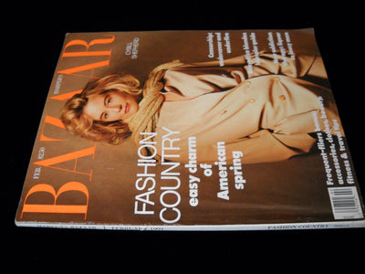 Harper's Bazaar Back Issue February 1991 Contemporary, Post 1990
