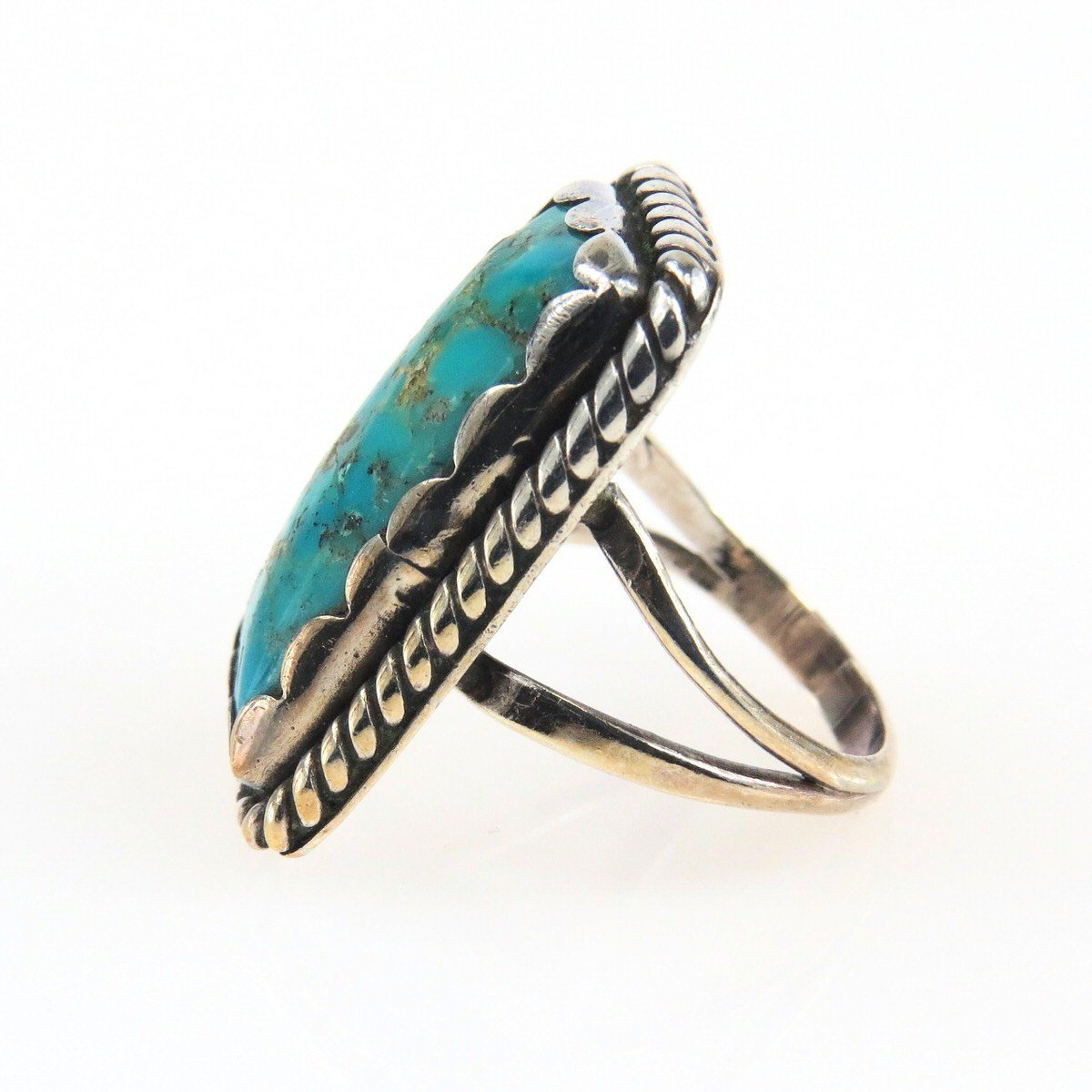 navajo rings indian wedding and ideas turquoise band of best luxury birthday american native