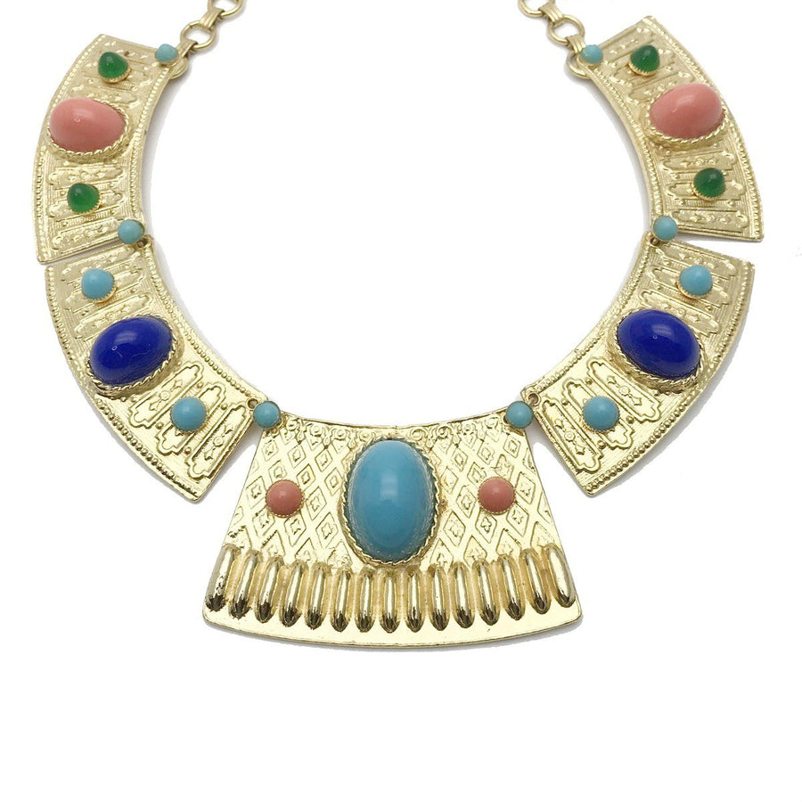 Juliana Egyptian Revival Necklace