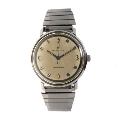 Mid Century Hamilton Watch Automatic Movement Contemporary, Post 1990