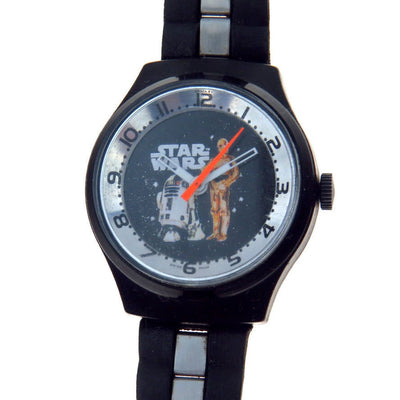 Vintage 1970's Star Wars Manual Wind Wrist Watch Vintage, 1930s to 1980s