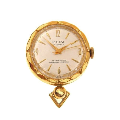 Vintage Mepa Pendant Watch Vintage, 1930s to 1980s