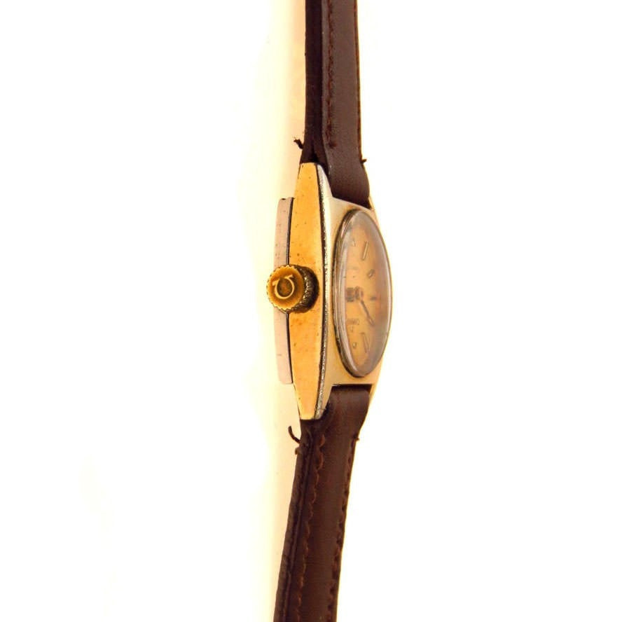and mens filled vintage s girard watches perregaux gyromatic ste midsize gold i silver stainless