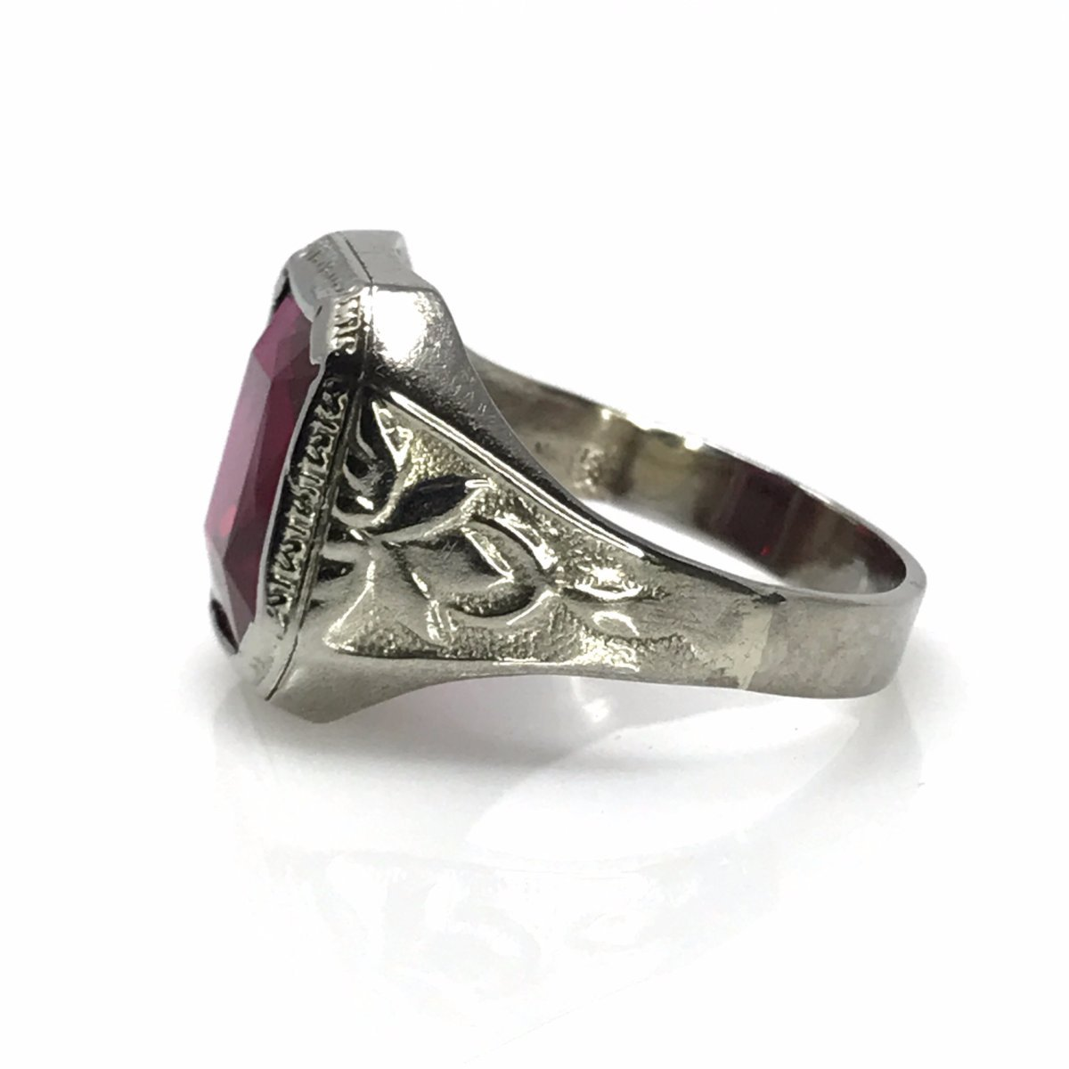 Male Wedding Rings White Gold