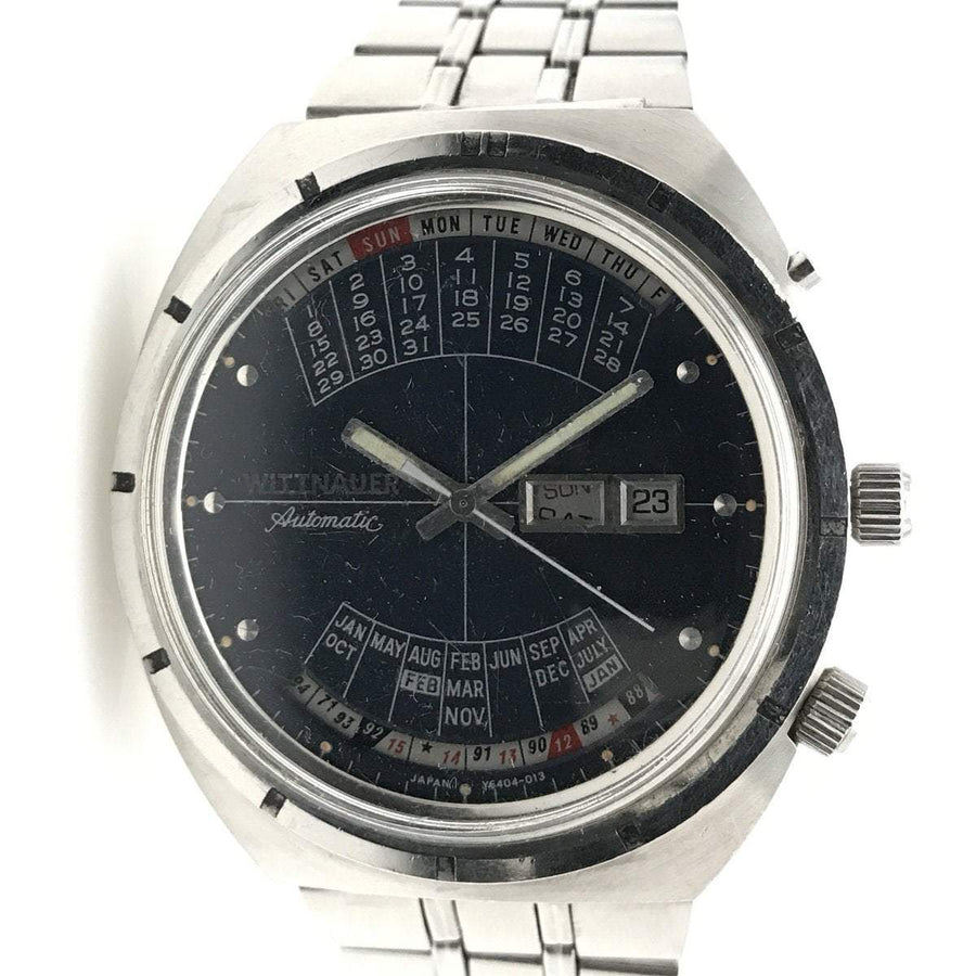 Wittnauer 2000 Automatic Watch Perpetual Calendar Contemporary, Post 1990