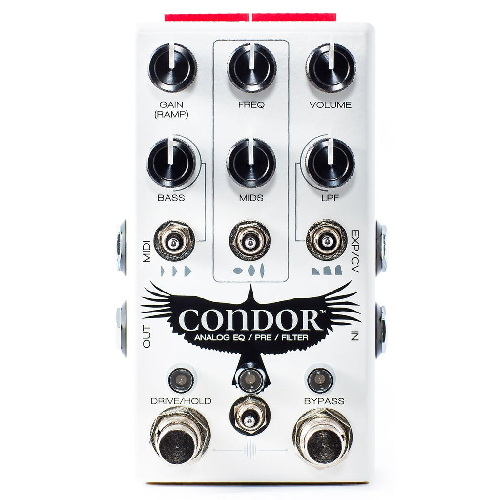 Chase Bliss Audio Condor Analog Preamp, EQ & Filter | Vintage n Rare Guitars.