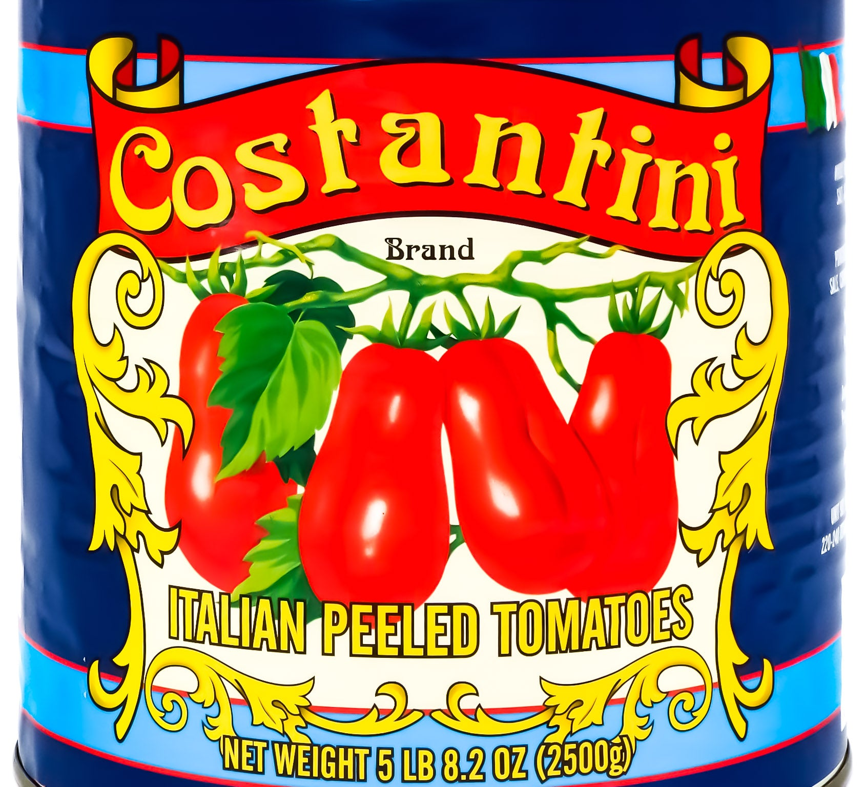 Costantini Peeled tomatoes 2.6kg/tin
