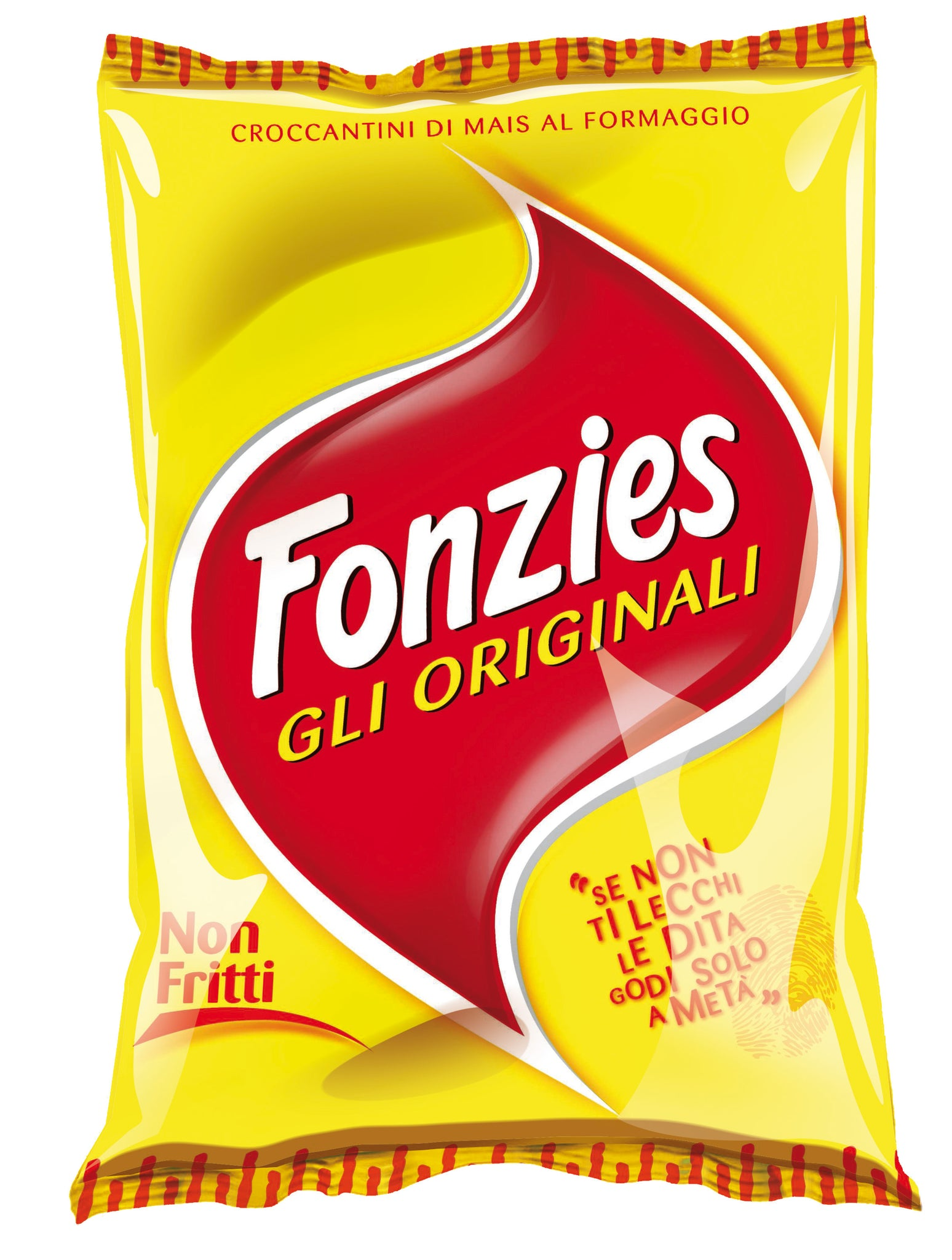 Fonzies Snack 100g/pack