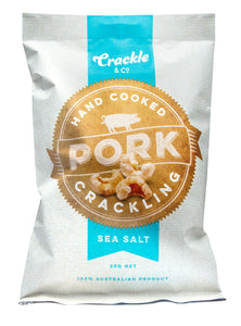 Crackle & Co Mini Sea Salt 30g