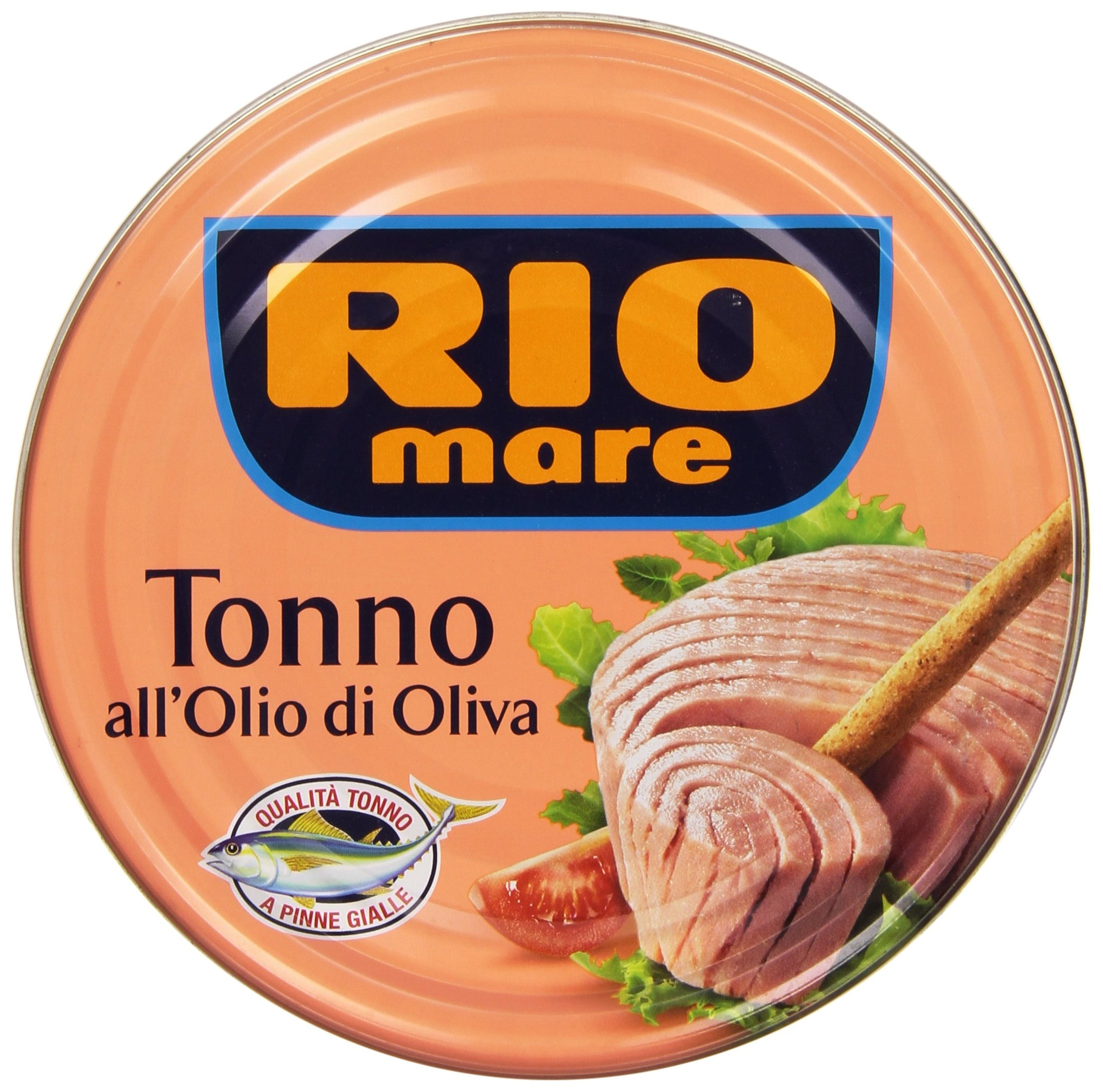 Riomare,Tuna In Olive Oil 80gr x 9pcs /pack