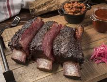 Ribs & Roast Sous Vide Beef Ribs - 12 ribs per pack (Frozen - 3.2 to 3.7kg per pack approx)