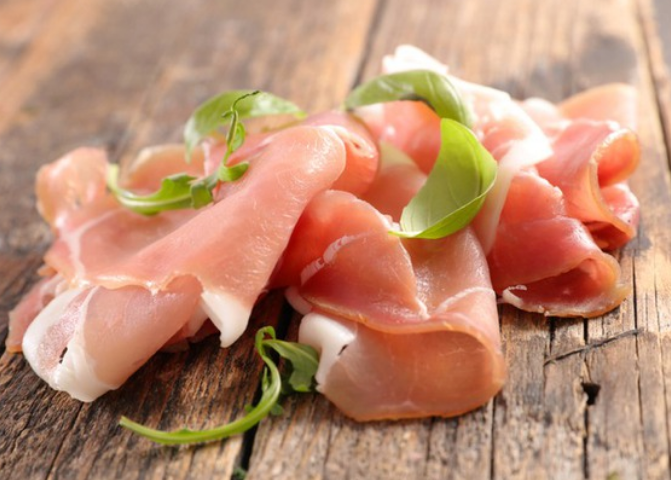 Sliced Prosciutto Crudo 500g/Tray