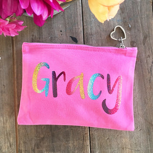 Personalised Bag For Teen Girls Gift