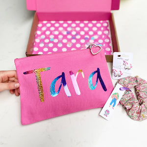 Personalised Accessories Gift Box For Girls
