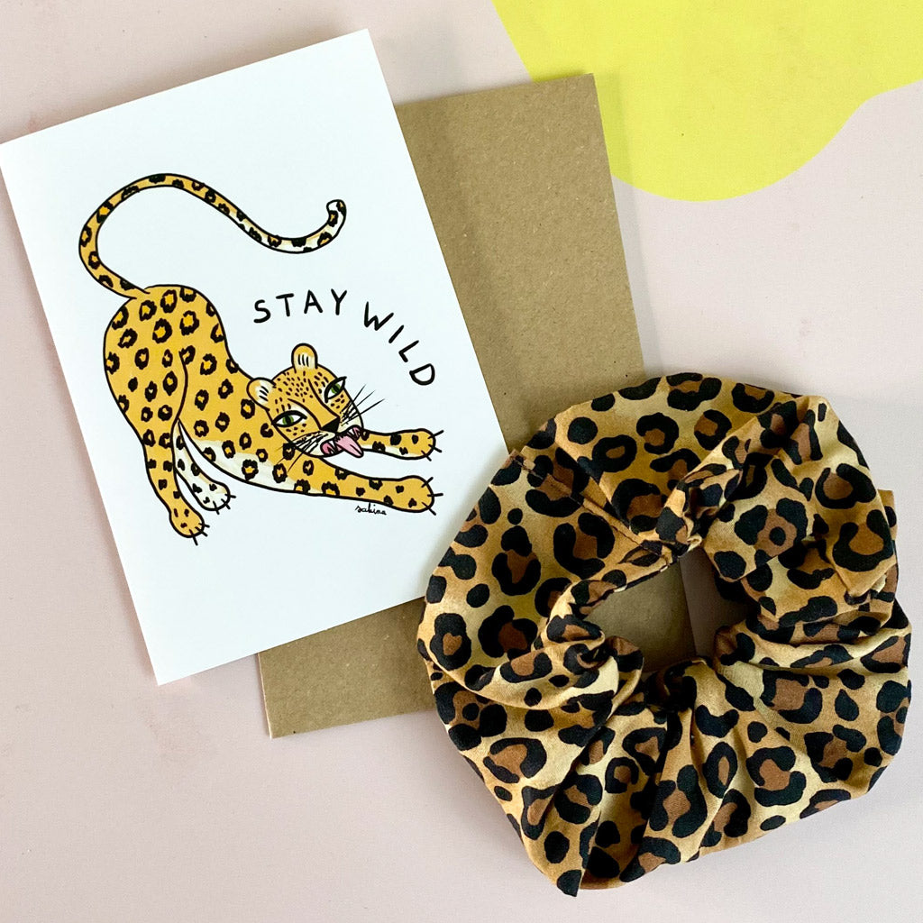 Stay Wild Feel Good letterbox gift for her