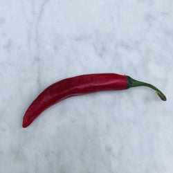 Long Red Chilli (3 pack)