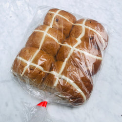 Hot Cross Buns 6 Pack