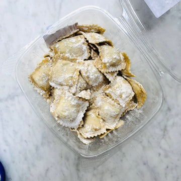 Fresh Spinach and Ricotta Ravioli 500g
